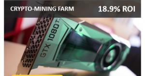 crowdlending example crypto mining farm