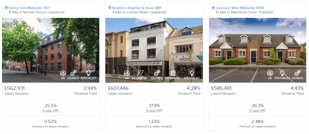 investment example propertypartner