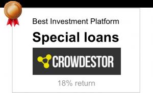 Crowdestor peer to peer lending