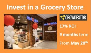 invest grocery store