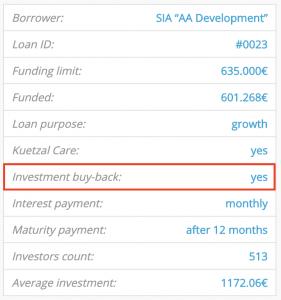 kuetzal buyback