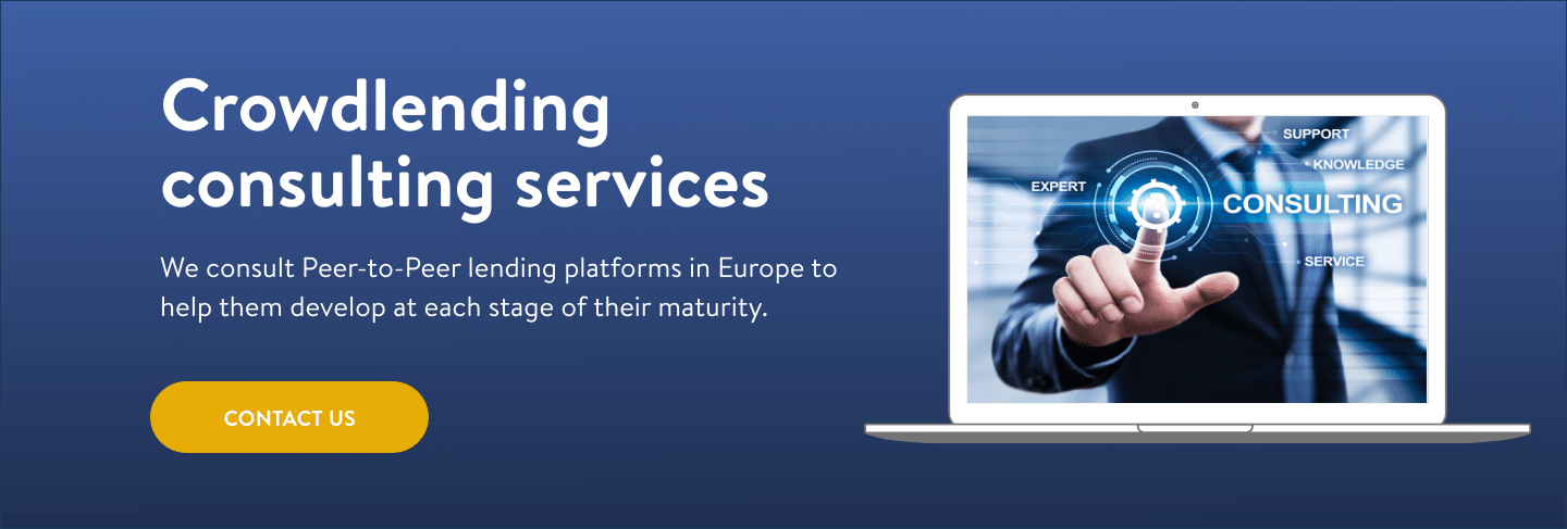 crowdlending consulting-services