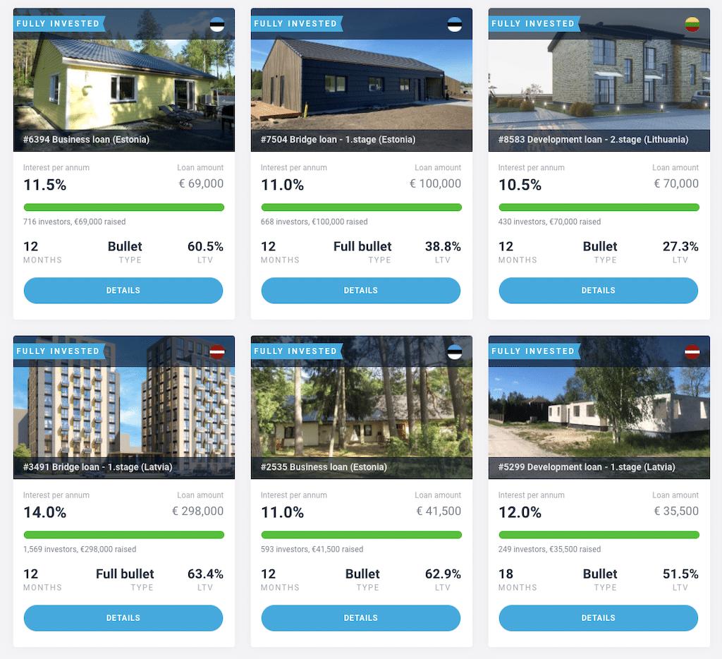 estateguru investments examples