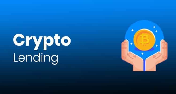 crypto lending platforms