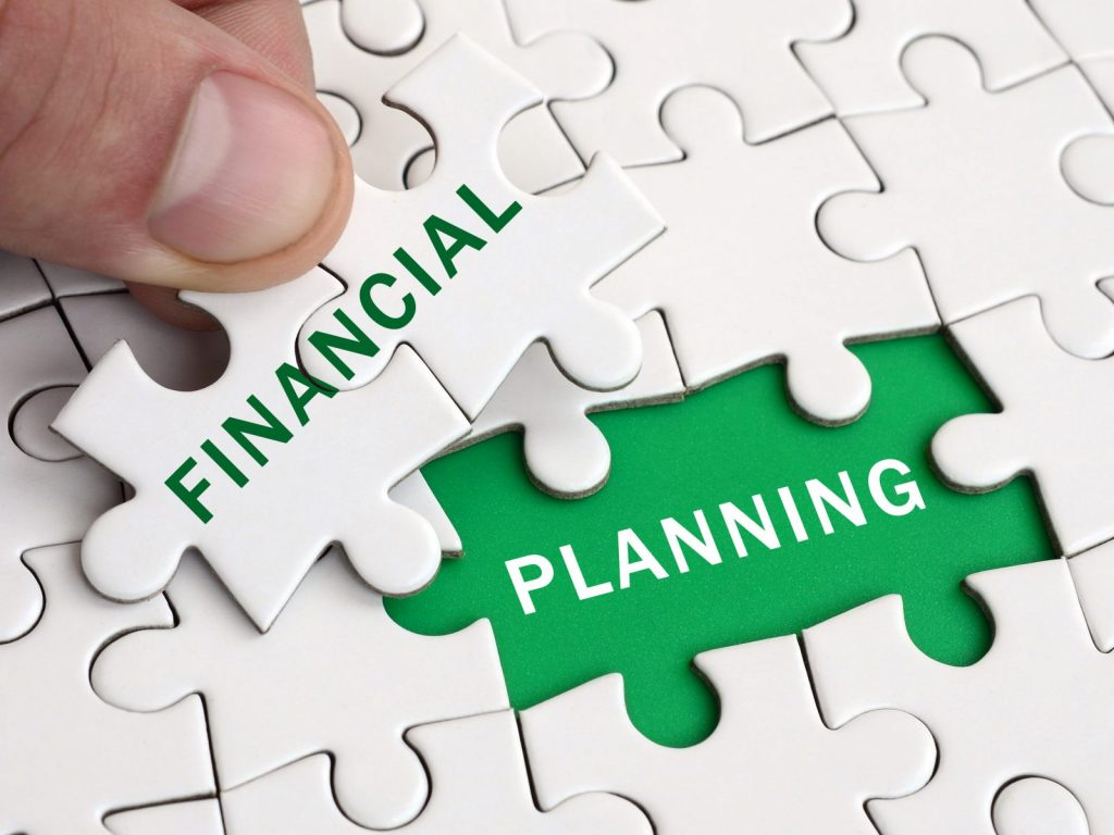 financial planning to be financially independent