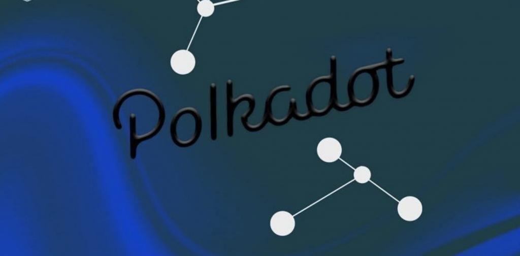 polkadot price illustration