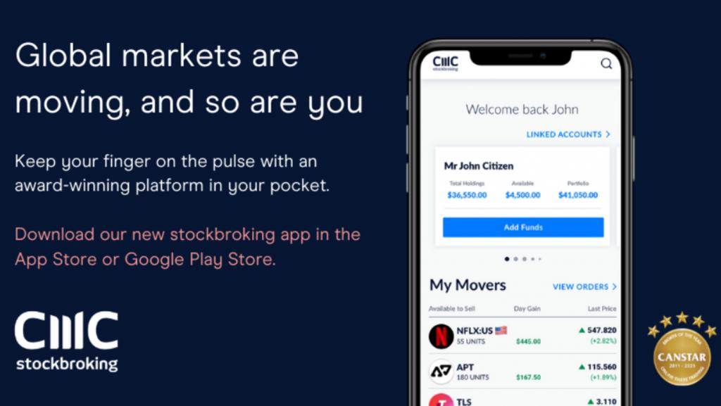 CMC markets forex trading platform