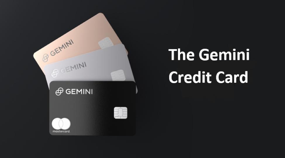 gemini crypto card
