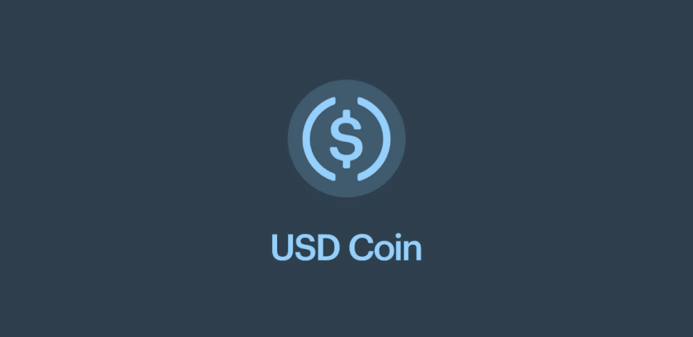 USD Coin cryptocurrency